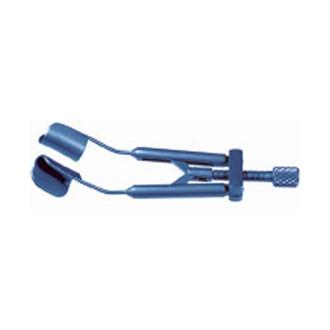 Векорасширитель регулируемый по Фриману пластинчатый, для педиатрии, титановый. OR 010.01
