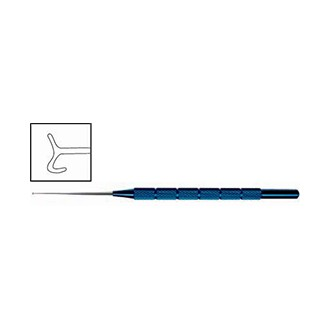 Крючок-манипулятор по Рентшу для линз прямой OE 001.04