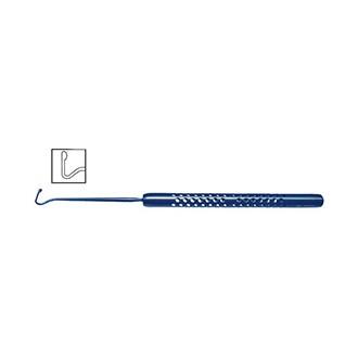 Крючок для мышц по Джеймсону, титановый/стальной OE 015
