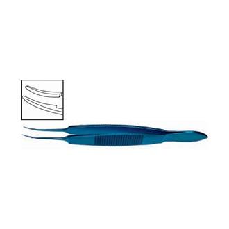 Пинцет для завязывания нитей по Макферсону, титановый. OF 044.01