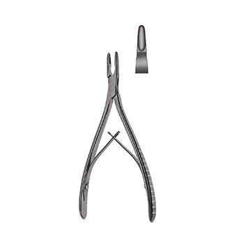 Кусачки костные Лемперта прямые, дл. 160 мм 33-918-01