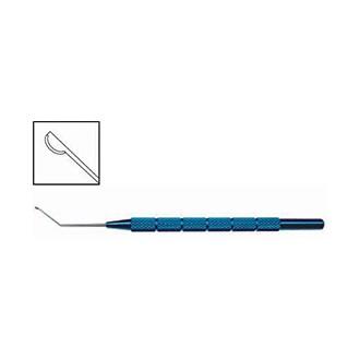 Нож для дробления хрусталика по Дрисдейлу, титановый/стальной OK 004