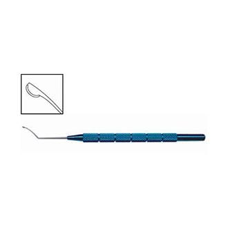 Нож для дробления хрусталика по Дрисдейлу, титановый/стальной OK 005