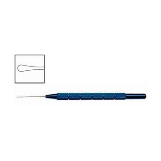Нож для удаления инородных тел по Дэвису, титановый/стальной OK 013