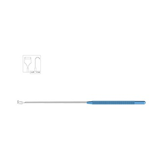 Крючок, титановый/стальной VE 900.03