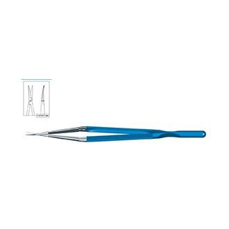 Ножницы микрососудистые, титановые/стальные VS 815