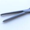 Зажим кровоостанавливающий Кохера-Ошнера 1 х 2 зубый прямой