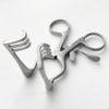 Расширитель нейрохирургический Адсона, 3х4 зубый острый