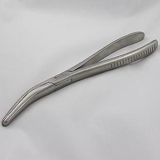 Зажим секвестральный Вана-Бруена для отгибания гипсовых повязок дл. 230 мм.