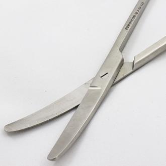 Ножницы для тонзиллэктомии вертикальноизогнутые