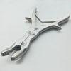 Щипцы костные-кусачки шарнирные с двойной передачей с круглыми губками изогнутые по плоскости (Щ-96s) JO-21-933*