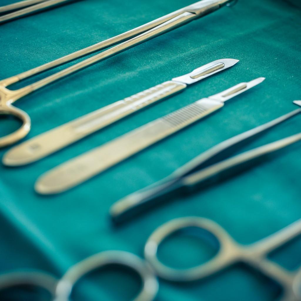 Скидка 15% на высококачественный хирургический инструмент