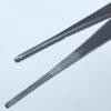 Пинцет сосудистый  Дебейки с атравматической насечкой Дебейки с  шириной рабочей  части 1,5 мм