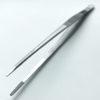Пинцет гинекологический прямой, дл. 255 мм