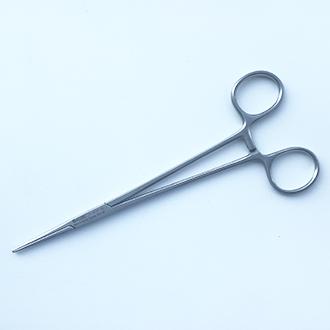 Зажим кровоостанавливающий Халстеда-Москита (Москит) прямой дл. 180 мм.