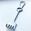 Крючок хирургический острый четырехзубый К-25