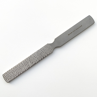 Рашпиль, ширина рабочей части 20 мм. дл. 220 мм. 33-368-22.
