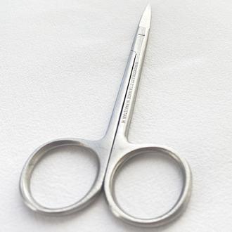 Ножницы глазные прямые, остроконечные